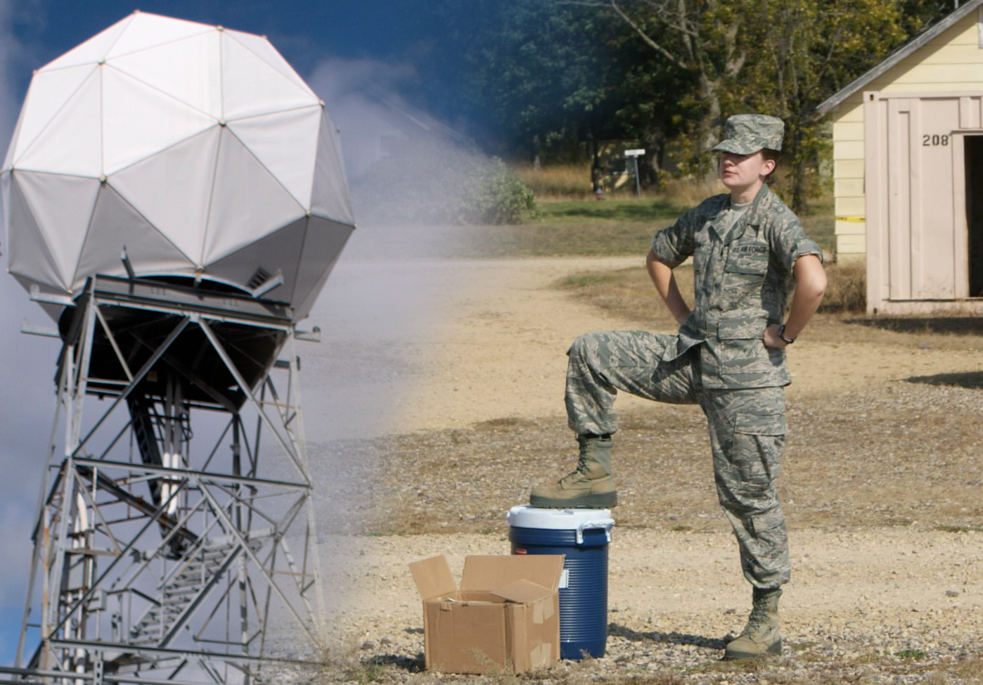 Air Force Meteorologist