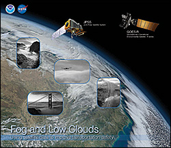 image:  GOES-R Product Poster (front)