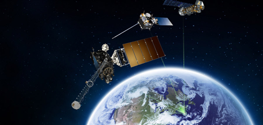 Geostationary Operational Environmental Satellites R Series - Recent satellite images of earth