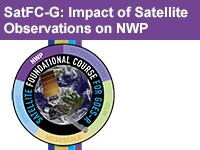 Link to Impact of Satellite Observations on NWP lessons