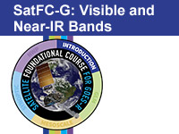 GOES-R ABI Visible and Near-IR Bands lesson