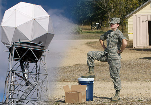 How Do You Become an Air Force Meteorologist?