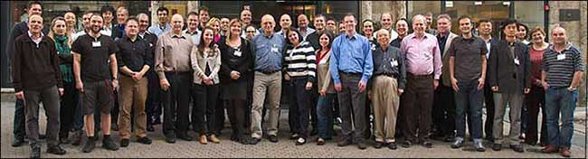 2014 European Organization for the Exploitation of Meteorological Satellites (EUMETSAT Convection Working Group workshop members