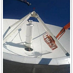 GOES-R Antenna Feed Installation at CBU