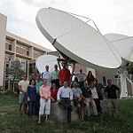 New GOES-R Antenna at CIRA