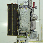 GOES-R Spacecraft Art