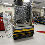 GOES-R ABI Prepares for Shipment