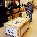 GOES-R EXIS Instrument Delivered