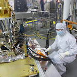 GOES-R GLM Sensor Electronics Box Installed