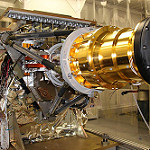 GOES-R GLM Sensor Unit Prior to Thermal Vacuum Testing