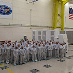 Lockheed Martin Cleanroom Ready for GOES-R Satellite Integration and Testing