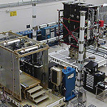 GOES-R Spacecraft System and Propulsion Modules in Lockheed Martin Cleanroom