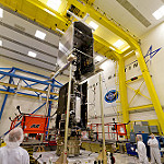 GOES-R Spacecraft Mate