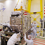 GOES-R Advanced Baseline Imager Installed on Spacecraft