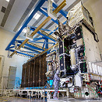 Assembled and Integrated GOES-R Satellite