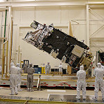 GOES-R Satellite Transported for Environmental Testing