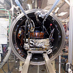 GOES-R SUVI Instrument Undergoes Thermal Vacuum Testing