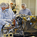 SUVI Installed on GOES-R Satellite