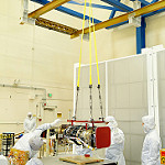 GOES-R SUVI Instrument Delivered