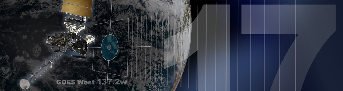 GOES-17 is officially GOES West